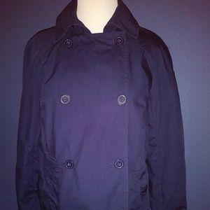 New York & Co Short Trench Coat/ Jacket